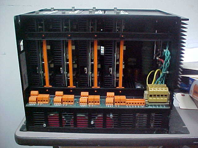 Vickers Power Supply Repair