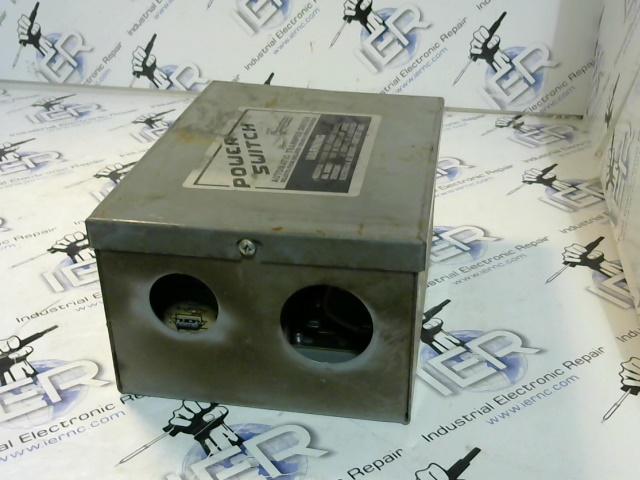 Todd Engineering Power Switch Repair