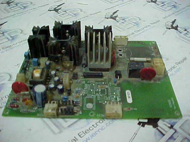Miller Spectrum 375 >> Miller circuit board Repair