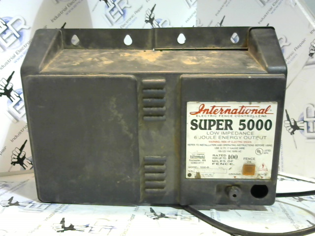 American Farmworks Electric Fence Controller Repair