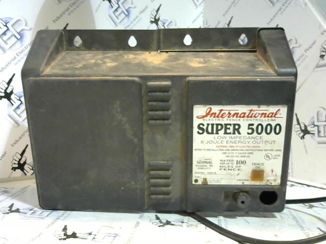 American Farmworks Electric Fence Controller Repair