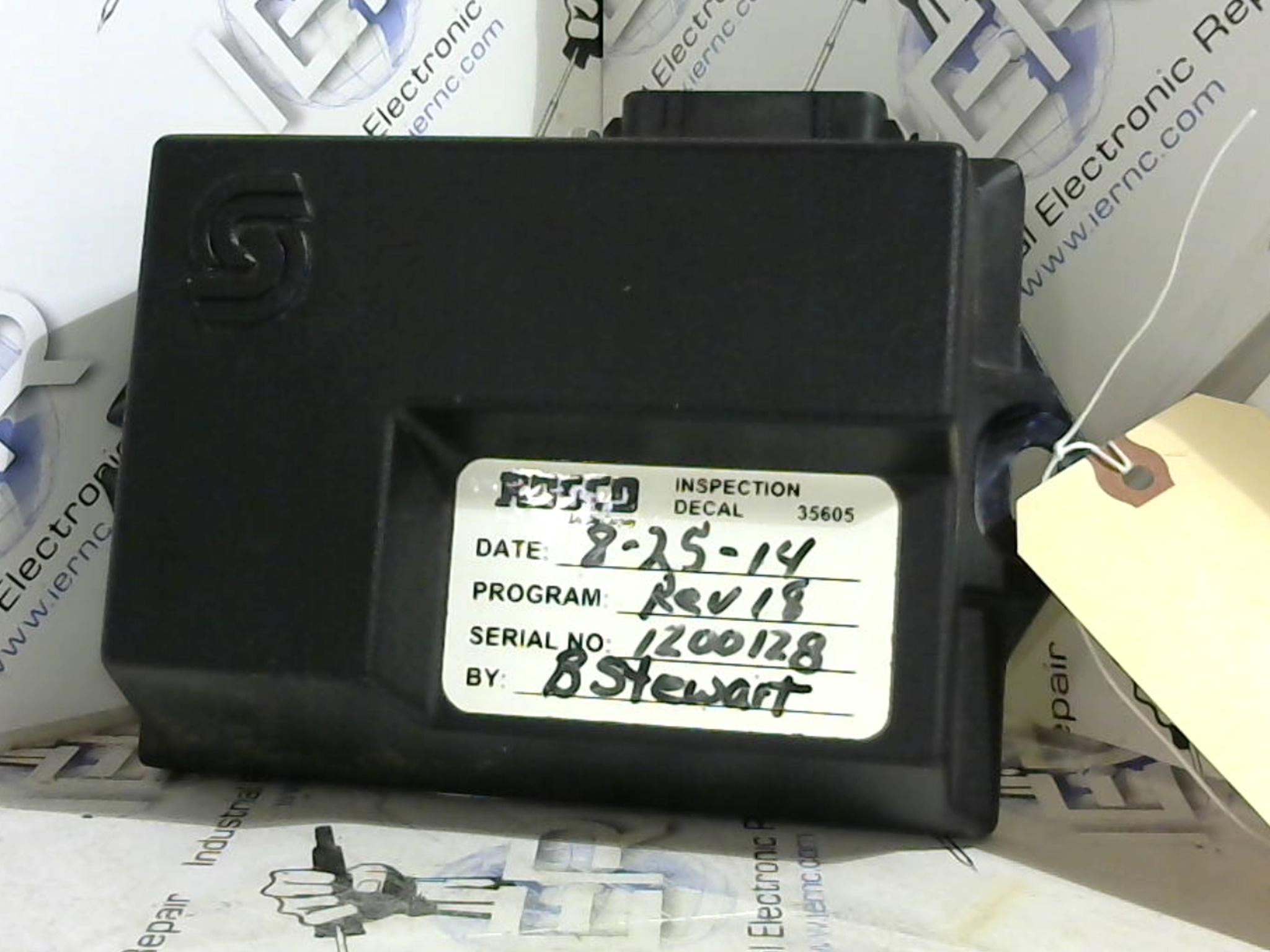 Sauer Danfoss Drive Controller Repair