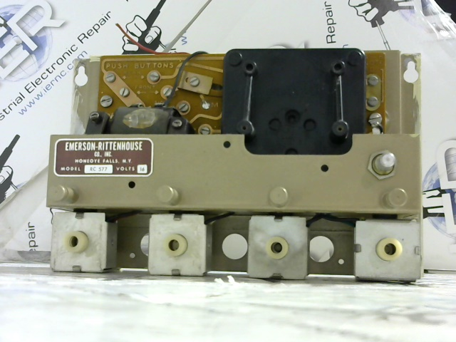 Emerson rittenhouse :: Industrial Electronic Repair on