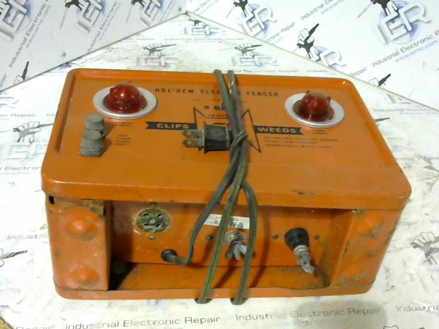 Hol Dem Electric Fencer Repair