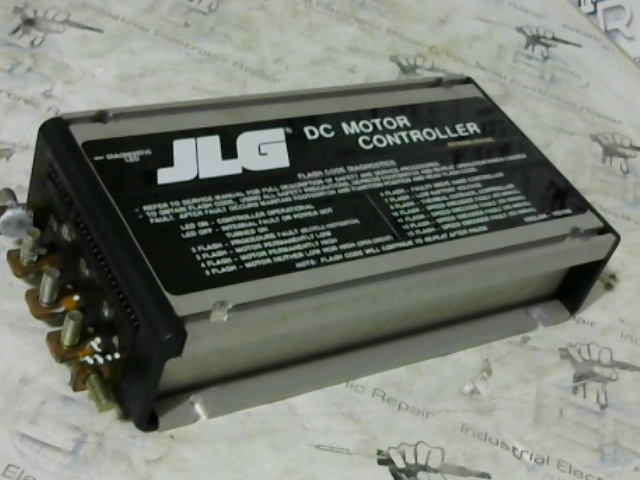 J industrial electronic repair for Industrial dc motor controller