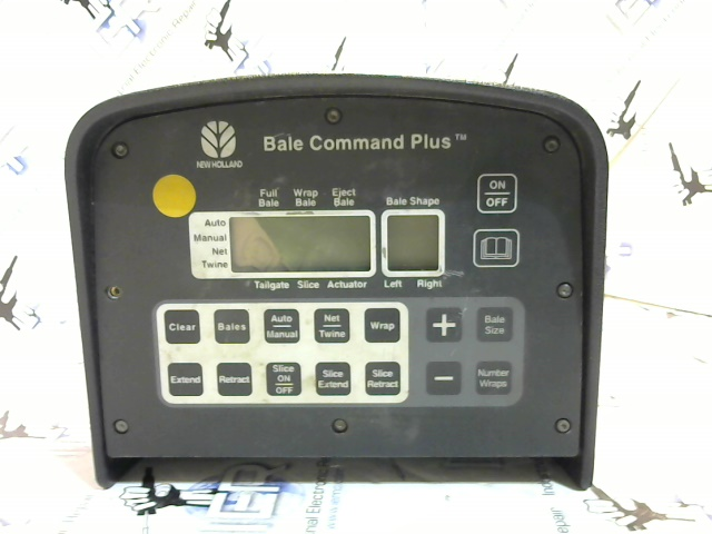 New Holland Bale Command Plus Repair