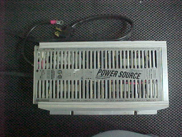 Power Source Battery Charger  Power Supply Repair