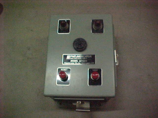 Pneumercator Liquid Level Control System Repair