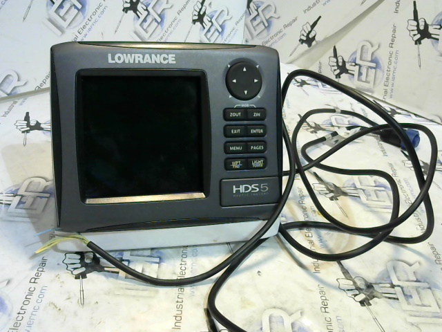 how to read lowrance fish finder